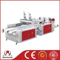 Full Automatic High Speed T-shirt Bag Making Machine